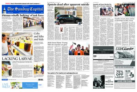 The Capital – August 11, 2019
