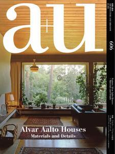 a+u Architecture and Urbanism  a+u 建築と都市  - March 2021