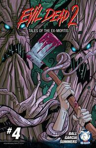 Evil Dead 2 Tales Of The Ex-Mortis 0042015 Digital