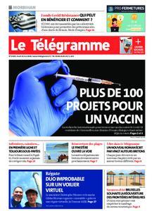 Le Télégramme Auray – 14 mai 2020