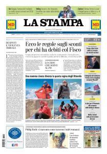 La Stampa Torino Provincia e Canavese - 21 Ottobre 2018