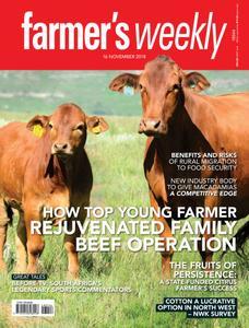 Farmer's Weekly - 16 November 2018