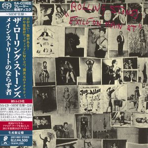 The Rolling Stones - Exile On Main St. (1972) [Japanese Limited SHM-SACD 2011 # UIGY-9081] PS3 ISO + Hi-Res FLAC