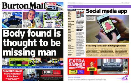 Burton Mail – June 21, 2019