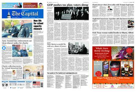 The Capital – November 24, 2017