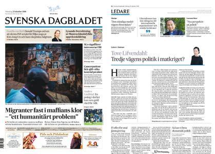 Svenska Dagbladet – 22 oktober 2018