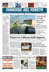 Corriere del Veneto Vicenza e Bassano – 29 settembre 2018