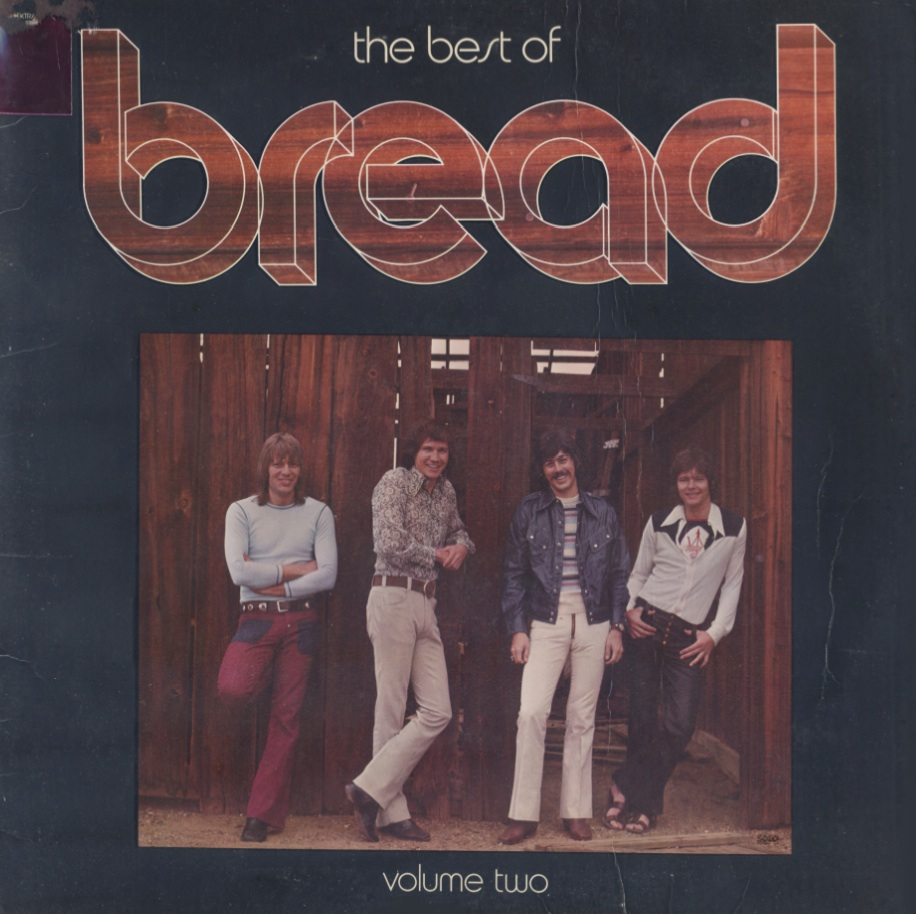 Bread ‎- The Best Of Bread Volume Two (1974) Elektra/7E-1005 - US 1st Pressing - LP/FLAC In 24bit/96kHz