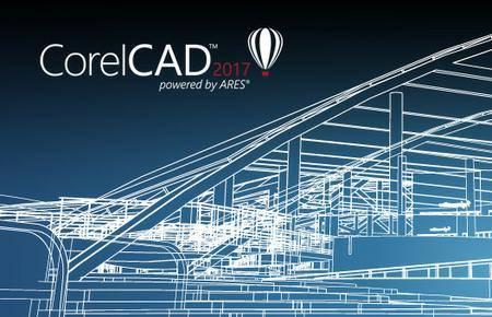 CorelCAD 2017 SP0 Multilingual (x86/x64) Portable