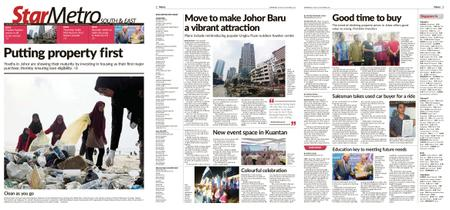 The Star Malaysia - Metro South & East – 24 September 2019