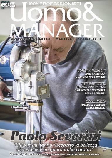 Uomo & Manager - Aprile 2018