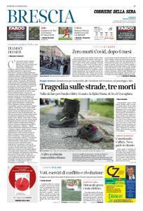 Corriere della Sera Brescia - 9 Maggio 2021
