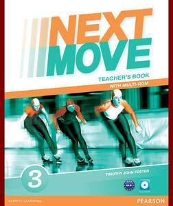 ENGLISH COURSE • Next Move • Level 3 • Teacher's Resources Multi-ROM (2013)