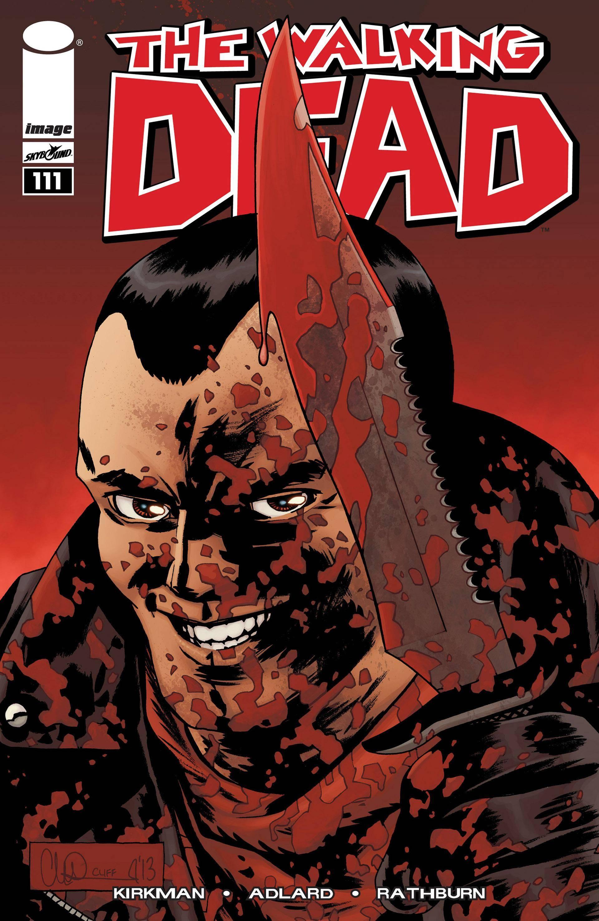 Walking Dead 111 2013 Digital