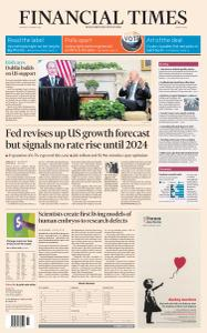 Financial Times Middle East - March 18, 2021