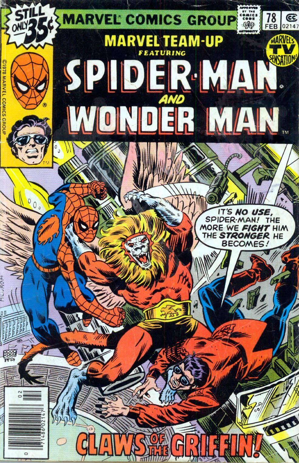 Marvel Team-Up v1 078 1979
