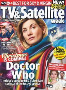 TV & Satellite Week - 15 December 2018