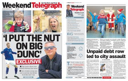 Evening Telegraph First Edition – November 23, 2019