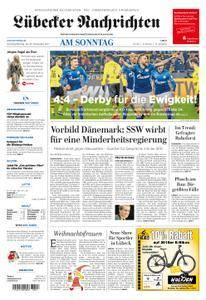 Lübecker Nachrichten Ostholstein Süd - 26. November 2017