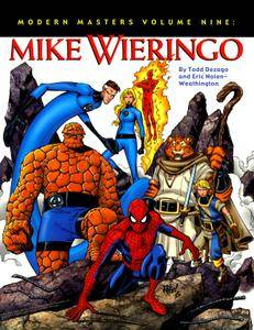 Modern Masters Vol 09 - Mike Wierengo ArtNet - DCP