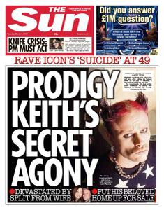 The Sun UK - 5 March 2019