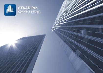 STAAD.Pro CONNECT Edition V22