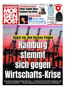 Hamburger Morgenpost – 16. Mai 2020