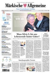 Neue Oranienburger Zeitung - 12. Februar 2019