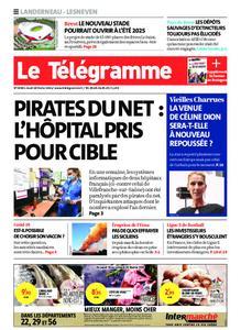 Le Télégramme Landerneau - Lesneven – 18 février 2021