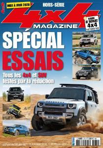 4x4 Magazine France Hors-Série - N°31 2020