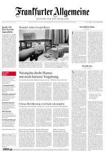 Frankfurter Allgemeine Zeitung - 12 Mai 2021