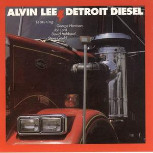 Alvin Lee - Detroit Diesel (1986) {1996 Viceroy}