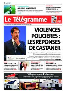 Le Télégramme Landerneau - Lesneven – 09 juin 2020
