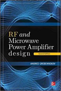 RF and Microwave Power Amplifier Design, Second Edition (Repost)