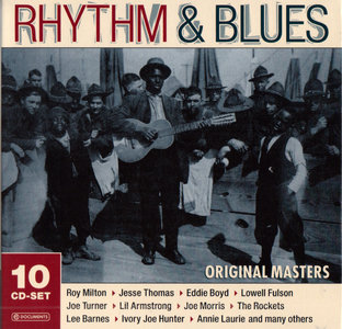VA - Rhythm & Blues: Original Masters (2005) 10CD Box Set [Re-Up]