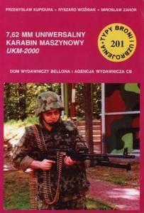 7,62 mm uniwersalny karabin maszynowy UKM-2000 (Typy Broni i Uzbrojenia 201) (Repost)