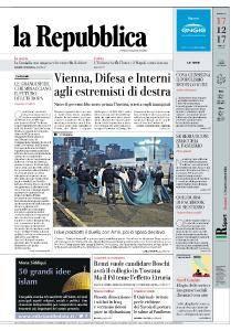 la Repubblica - 17 Dicembre 2017