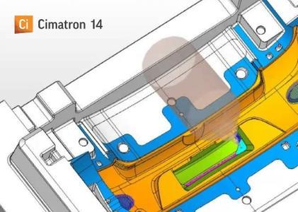 Cimatron 14 SP3 Update / AvaxHome