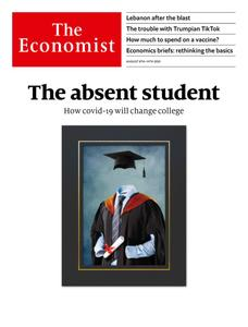 The Economist Latin America – 08 August 2020