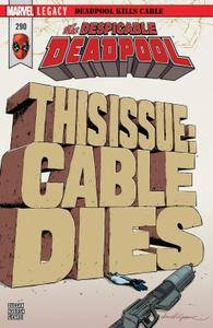 Despicable Deadpool 290 2018 Digital Zone-Empire