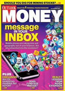 Outlook Money - August 2011