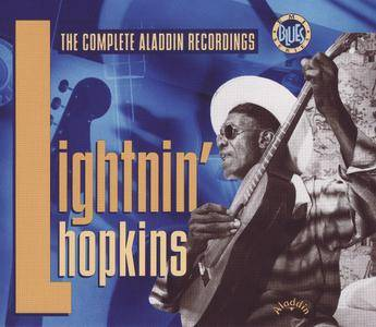 Lightnin' Hopkins - The Complete Aladdin Recordings (1946-48) {2CD Capitol-EMI CDP-7-96843-2 rel 1991}