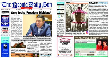 The Laconia Daily Sun – January 07, 2020
