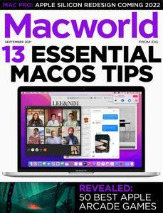 Macworld UK - September 2021