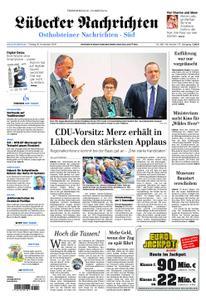 Lübecker Nachrichten Ostholstein Süd - 16. November 2018
