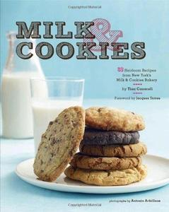 Milk & Cookies: 89 Heirloom Recipes from New York's Milk & Cookies Bakery (Repost)