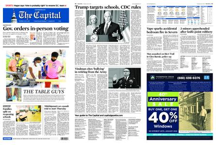 The Capital – July 09, 2020