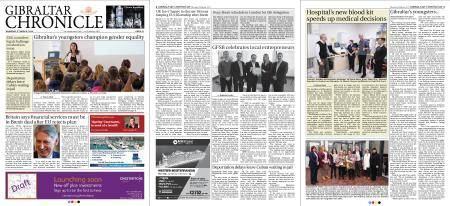 Gibraltar Chronicle – 08 March 2018