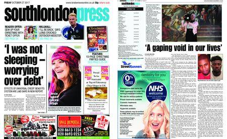 South London Press – October 27, 2017