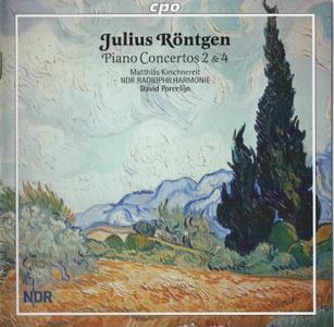 Matthias Kirschnereit - Röntgen: Piano Concertos Nos. 2 & 4 (2011)